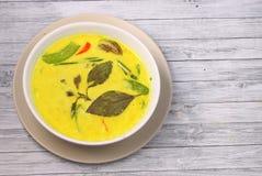 Thailand green curry Stock Photos