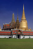 Thailand-großartiger Palast stockbild