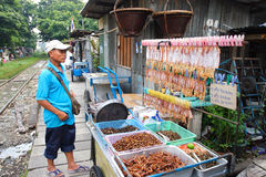 Thailand Hawker Stock Images