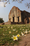 Thailand historical park LOPBURI,ancient building Stock Image