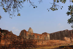 Thailand historical park LOPBURI,ancient building Stock Photography