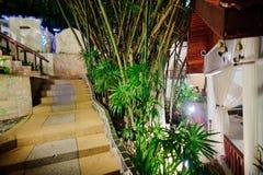 Thailand hotel area Royalty Free Stock Photos