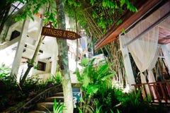 Thailand hotel area Stock Photography