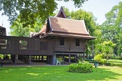 Thailand house style Royalty Free Stock Photos