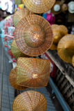 Thailand-Hüte Lizenzfreies Stockbild