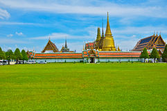 Thailand Imperial palace Stock Images