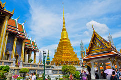 Thailand Imperial palace Stock Photo