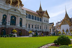 Thailand Imperial palace Royalty Free Stock Image