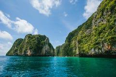 Thailand-Insel-Leben Stockbilder