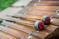 Thailand instrument Royaltyfria Foton