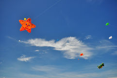 Thailand International Kite Festival 2012 Royalty Free Stock Image