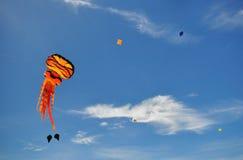 Thailand International Kite Festival 2012 Royalty Free Stock Photo