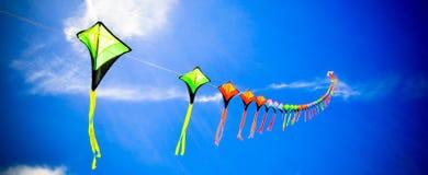 Thailand International Kite Festival 2012 Royalty Free Stock Photography