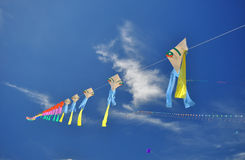 Thailand International Kite Festival 2012 Royalty Free Stock Photos
