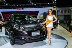 Thailand International Motor Expo 2015 Royalty Free Stock Images