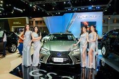 Thailand International Motor Expo 2015 Stock Photos