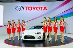 Thailand International Motor Expo 2015 Royalty Free Stock Photography