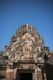THAILAND ISAN BURI RAM PRASAT PHANOM RUNG Royalty Free Stock Photo