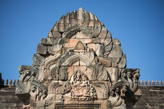 THAILAND ISAN BURI RAM PRASAT PHANOM RUNG Royalty Free Stock Photos