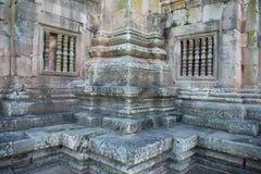 THAILAND ISAN BURI RAM PRASAT PHANOM RUNG Royalty Free Stock Images