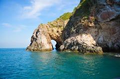 Thailand island Ko Talu Stock Image