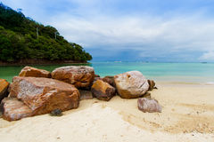 Thailand island. Koh PhiPhi at southern Thailand Stock Photo