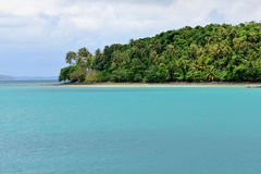 Thailand island sea Royalty Free Stock Images