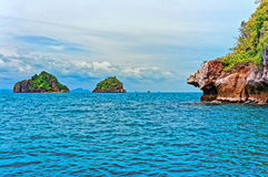 Thailand islands Stock Photography