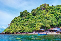 Thailand islands Royalty Free Stock Photography