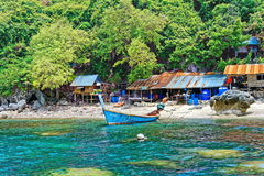 Thailand islands Royalty Free Stock Image