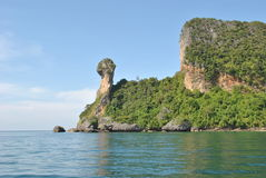 Thailand isles - jungle6 Royalty Free Stock Photos