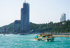 Thailand ist ein schönes Land und ein wunderbarer Feiertag stockfotografie