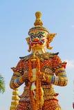 Thailand jätte royaltyfri fotografi