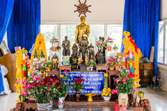 Thailand - 25. Januar: Prinz Abhakara Kiartivongse, Lizenzfreies Stockbild
