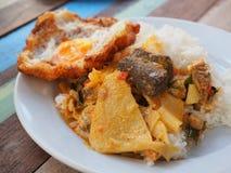 thailand jedzenie Zdjęcie Stock