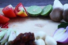thailand jedzenie Obrazy Royalty Free