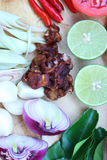 thailand jedzenie Obraz Stock