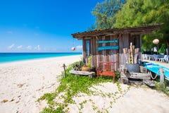 Thailand 16 Jyne 2017:: Härlig strand för Mai Ton ö i Phuke Royaltyfria Bilder