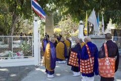 THAILAND KANCHANABURI JAPANESE MEMORIAL Stock Images