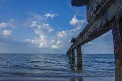 Thailand, Khao Kao Seng, Songkhla. Nice atmosphere on the beach of Khao Kao Seng in Songkhla, Thailand, Asia Stock Photo