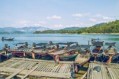 Thailand Khao Sok National Park. Royalty Free Stock Image