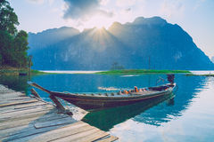Thailand Khao Sok National Park. Stock Image