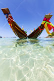 Thailand     kho tao bay asia isle blue clean Royalty Free Stock Images