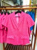 Thailand kläder Arkivbild