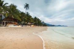 THAILAND, KO CHANG.  Hotel Tantawan-Resort on the beach. Stock Photos