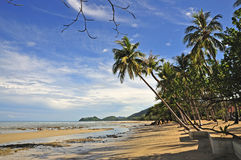 Thailand Ko Chang island Stock Photos