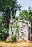 Thailand. Ko Chang. Thailand tropical island of Koh Chang. Royalty Free Stock Photos