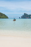 Thailand - Ko Phi Phi Royalty Free Stock Photography