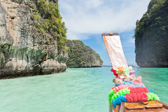 Thailand - Ko Phi Phi Royalty Free Stock Photos