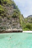 Thailand - Ko Phi-Phi Stockbild